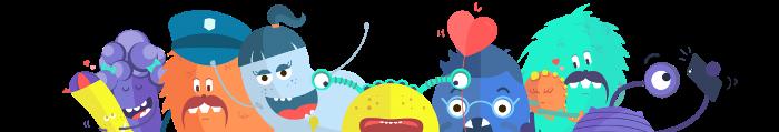 monster-messenger